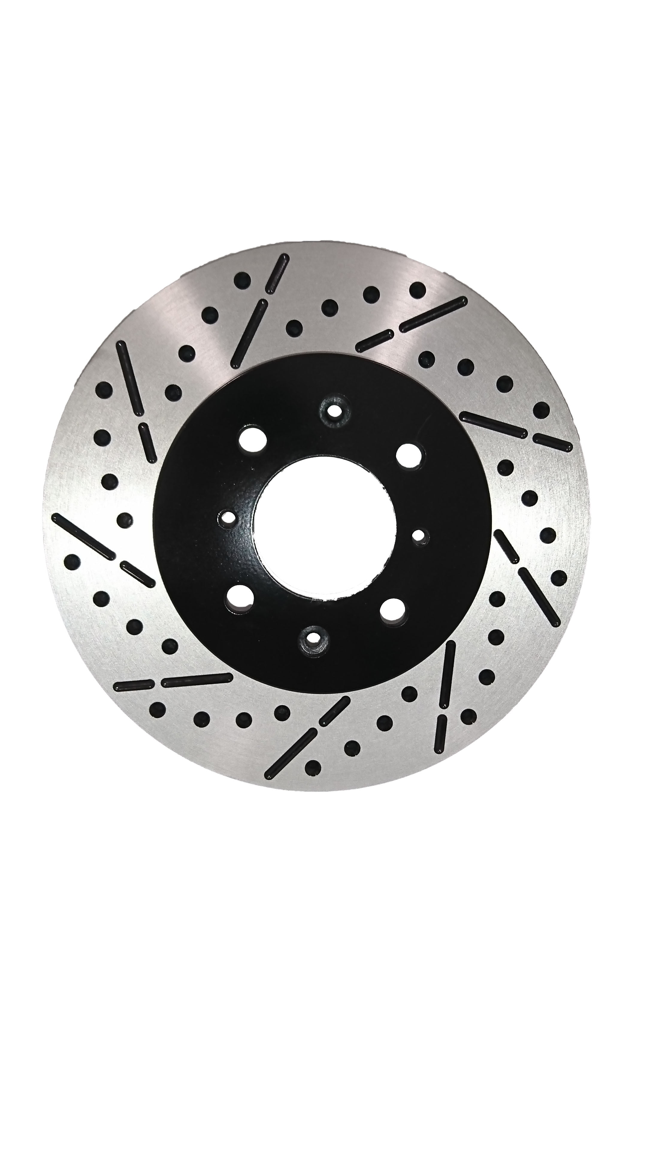 Fits: 2012 12 Fits Nissan Altima + E-Coated Slotted Drilled Rotors w/Ceramic Pads Elite Brake Kit CP103483 Rear Front