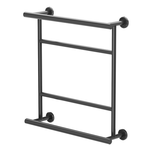 Gatco Latitude II Hotel Wall Mounted Towel Rack by Gatco