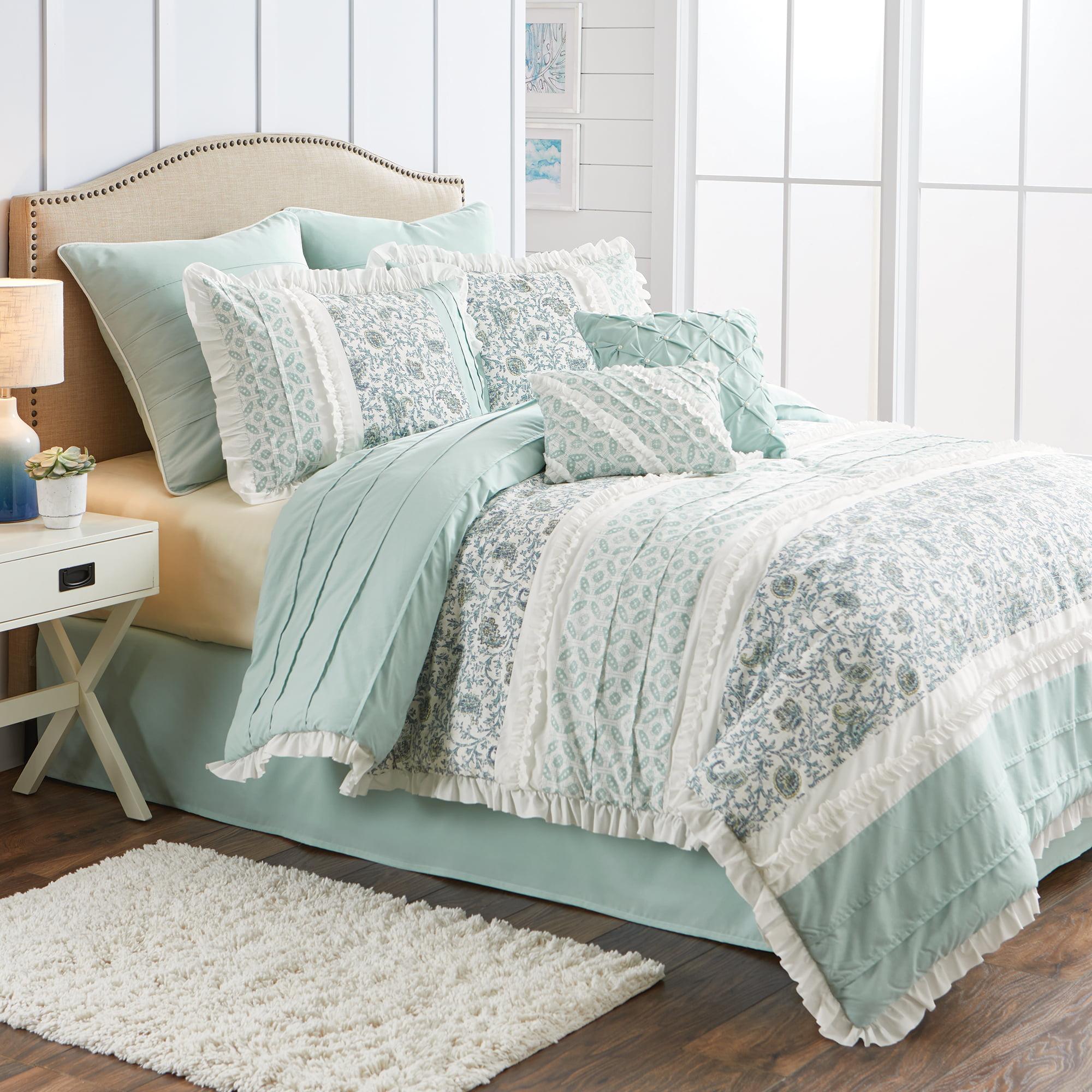 Better Homes & Gardens Full or Queen Cottage Floral Comforter Set