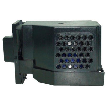 Original Philips TV Lamp Replacement with Housing for Panasonic PT-56DLX75 - image 2 de 5