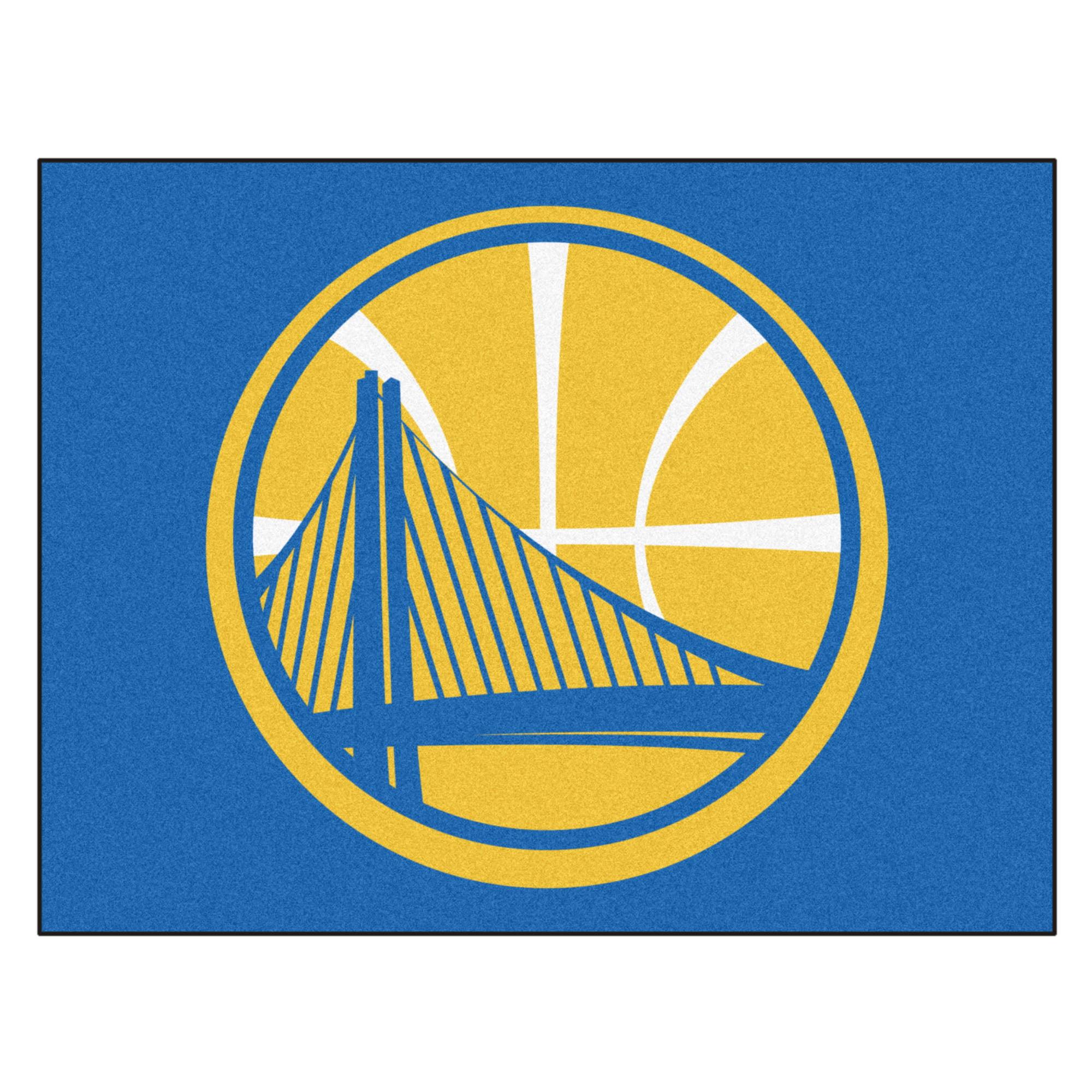 """NBA - Golden State Warriors All-Star Mat 33.75""""x42.5"""""""
