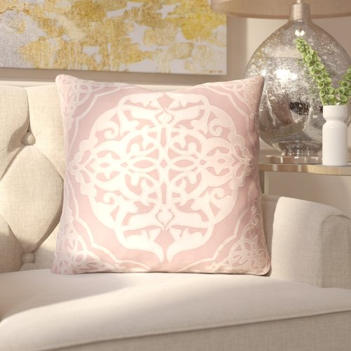 Grovelane Teen Diane Linen Throw Pillow