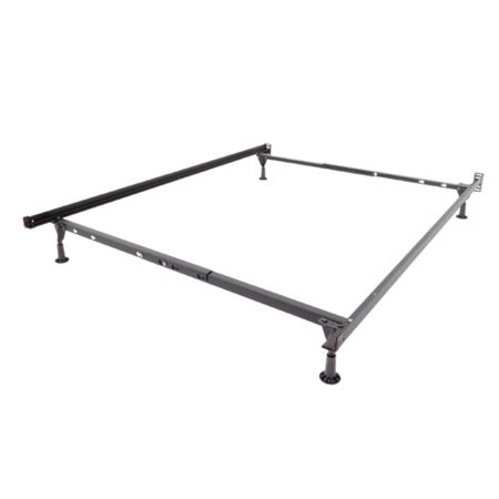 Mantua Mfg. Co. Insta-Lock Twin/Full/Queen Bed Frame (with Glides)