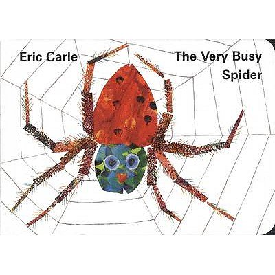 - The Very Busy Spider (Board book)