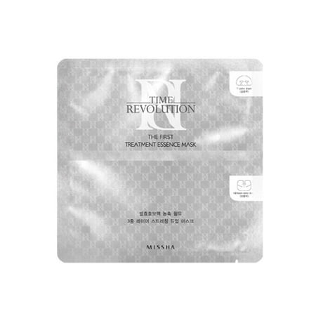 MISSHA Time Revolution The First Treatment Essence Face Mask (Revolution Helmet Face Mask)