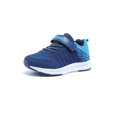 Kids' Sports Shoes Athletic Lightweight Tennis Shoes for Boys and Girls