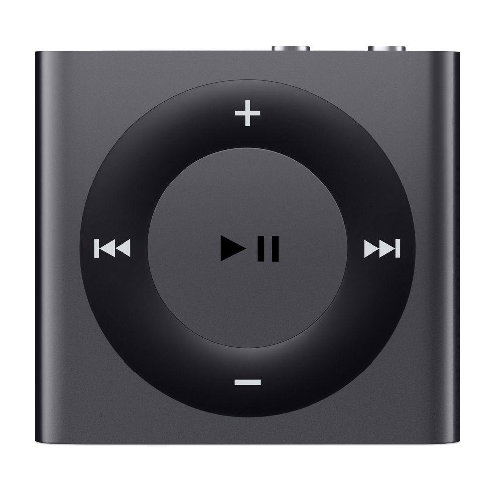 Refurbished Apple iPod Shuffle 2GB 4th Generation   Space Gray