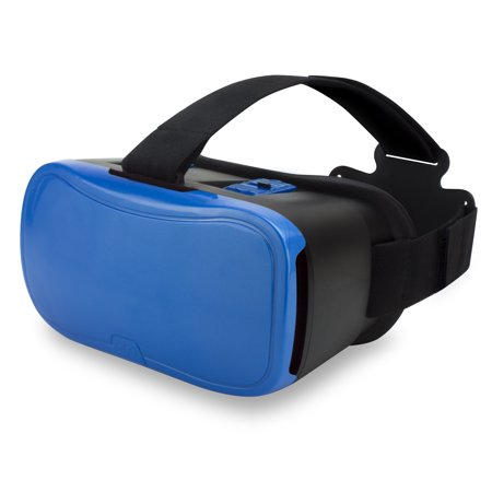 Onn Virtual Reality Headset, Blue
