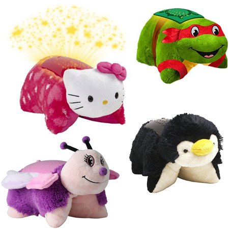 Stuffed Animal Plush Kids Bedtime Nap Toys Mini Pillow Pets ()