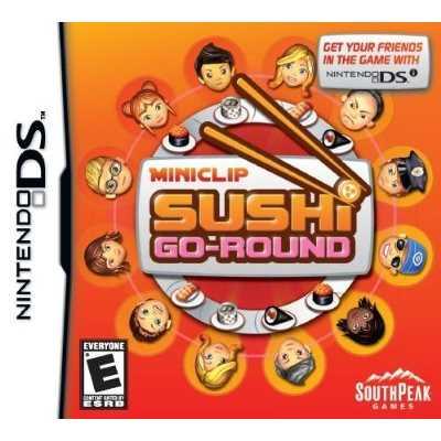 Sushi Go Round - Nintendo DS