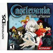 Castlevania: Dawn of Sorrow, Konami, Nintendo DS, 00002900395897
