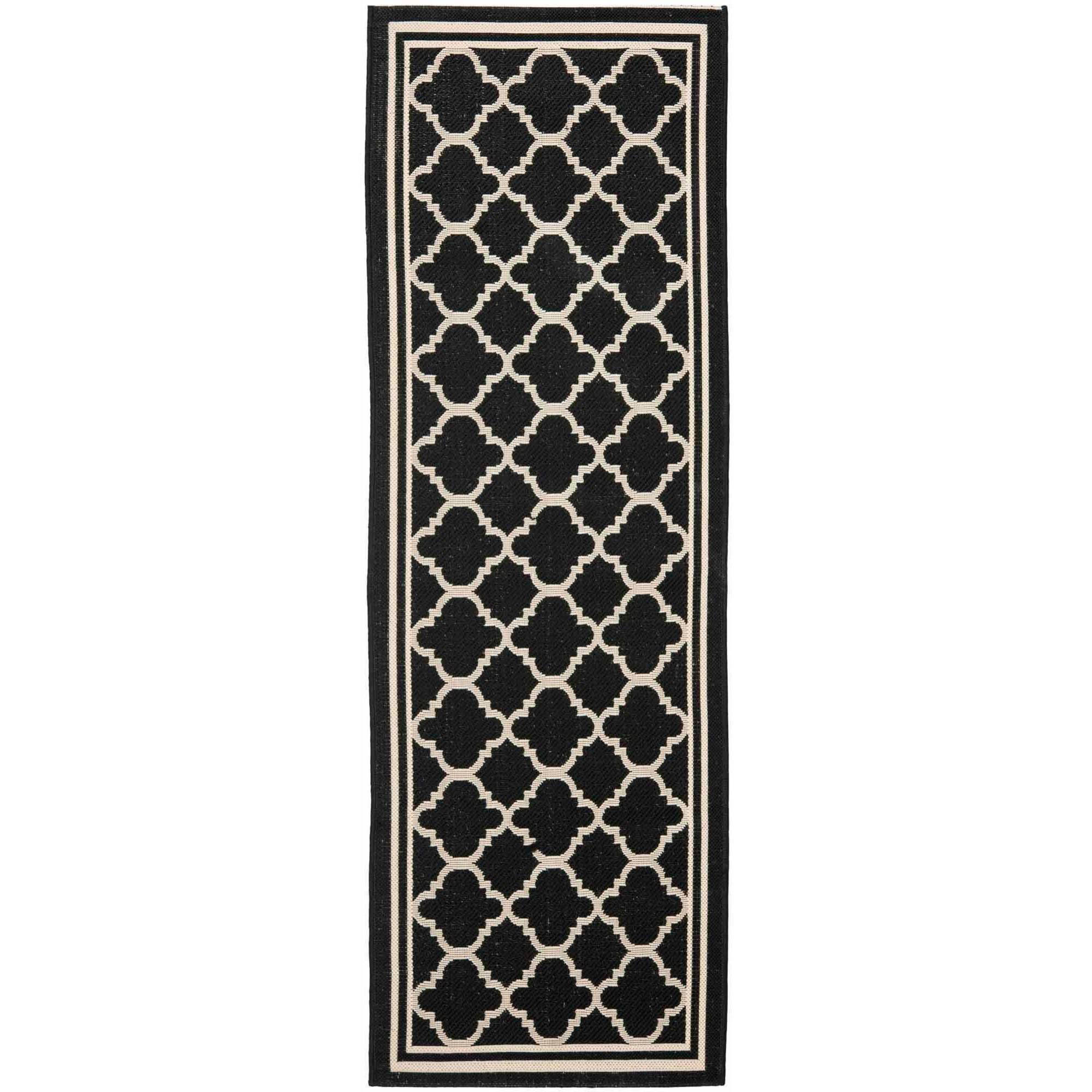 Safavieh Courtyard Alina Indoor/Outdoor Runner Rug