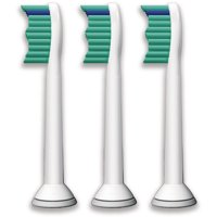 3-Count Philips Sonicare HX6013/64 ProResults Toothbrush Heads