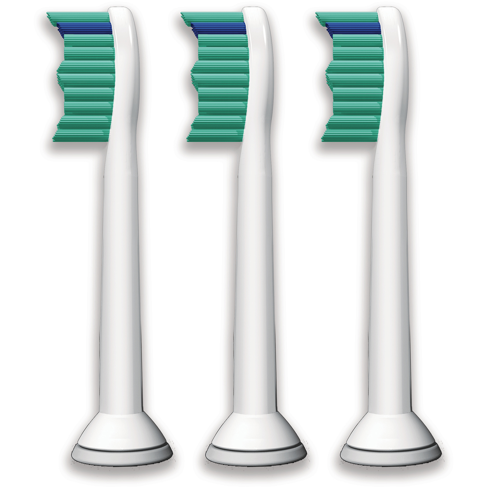 Philips Sonicare HX6013/64 ProResults Toothbrush Heads, HX6013/64, 3 count