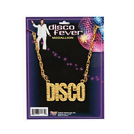 Forum Novelties Unisex Disco - Novelty Necklaces