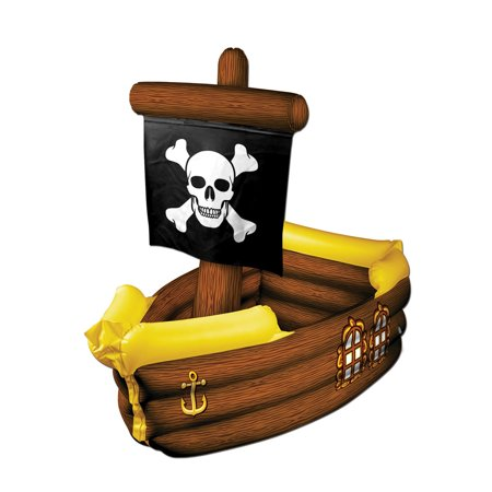 Pirate Ship Inflatable (39