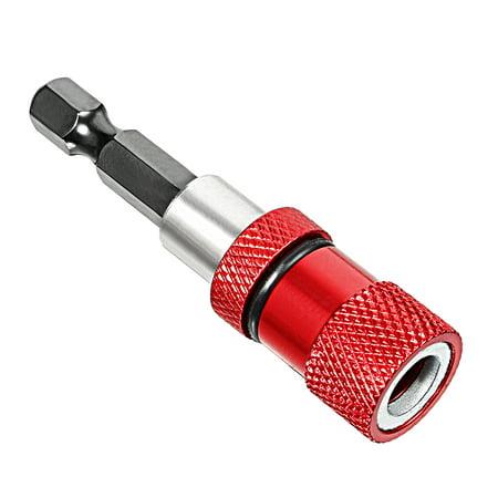 1/4 Inch Hex Shank Magnetic Extension Bar Socket Bit Holder 58mm Length - Holder Extension