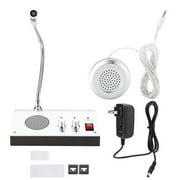 Best Voice Speakers - Mgaxyff 100-240V Dual Way Voice Mic Speaker Intercom Review