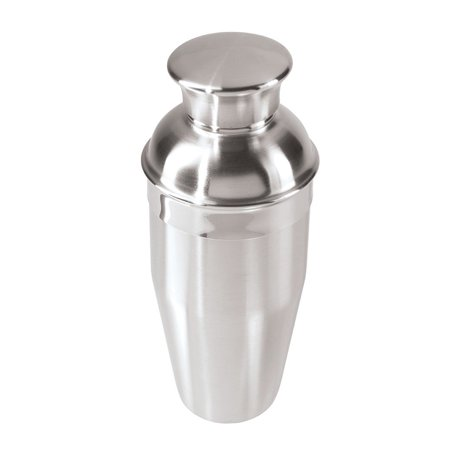 OGGI Mini Cocktail Shaker (12 ounce) Stainless Steel 12 Ounce Cocktail Shaker