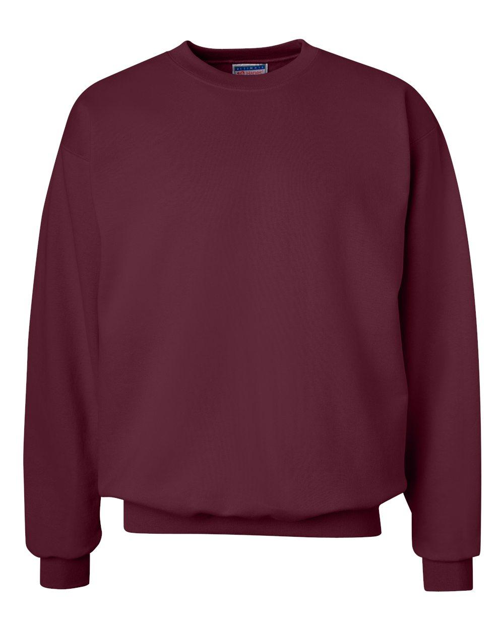Fleece Ultimate Cotton Crewneck Sweatshirt