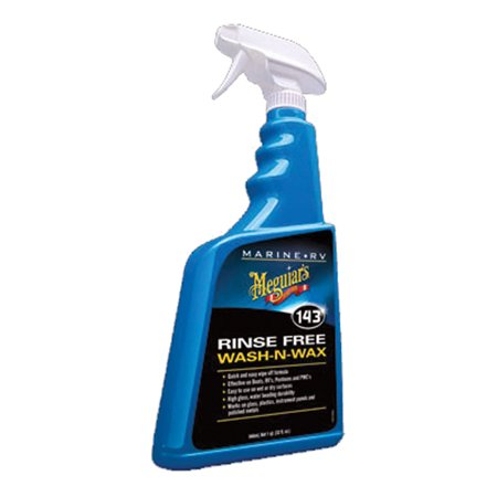 Meguiar's? M14332 Marine/RV Rinse Free Wash and Wax - 32 fl. oz.