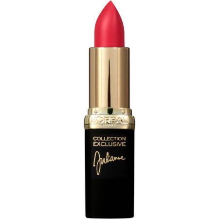 L'Oreal Paris Colour Riche Collection Exclusive Lipstick, Julianne's Red