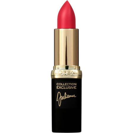 L'Oreal Paris Colour Riche Collection Exclusive Lipstick, Julianne's Red](Red Pocket.com)