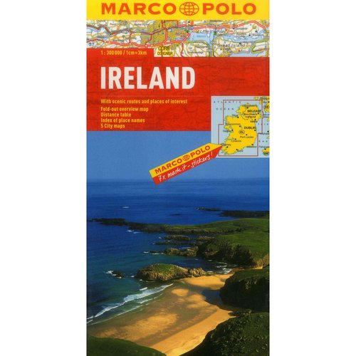 Marco Polo Maps: Ireland Marco Polo Map (Other)