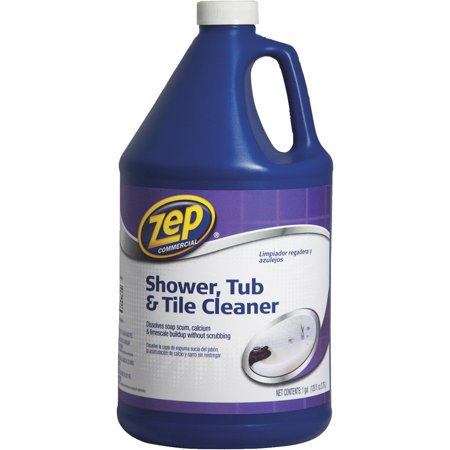 Zep Commercial Shower Tub And Tile Cleaner 1 Gal