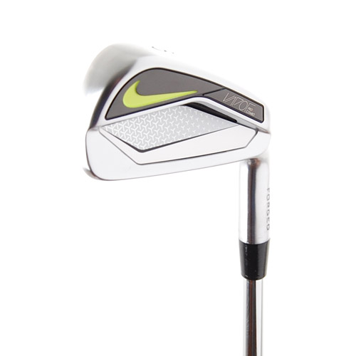 New Nike Vapor Forged Pro Combo 3-Iron Dynamic Gold AMT S...