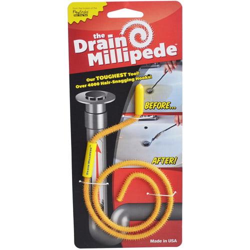 Drain Millipede Hair Clog Tool