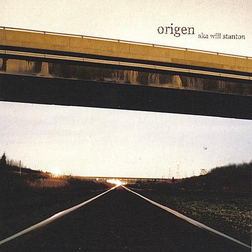 Origen Aka Will Stanton Letters [CD] by