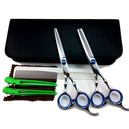 Supersellers Barber Hair Cutting Scissors Hair Cutting & Thinning Scissors Shears Hairdressing (Best Magnum Hair Cutting Shears)