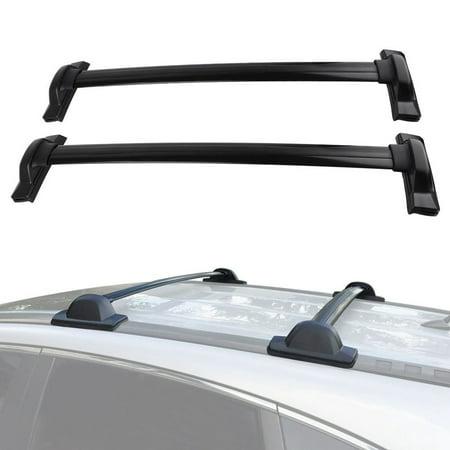 Honda Pilot Crossbars (2Pcs/set Roof Rack Crossbars OE Style Aluminum Cargo Carrier Cross Bars for 2007 2008 2009 2010 2011 Honda CR-V )