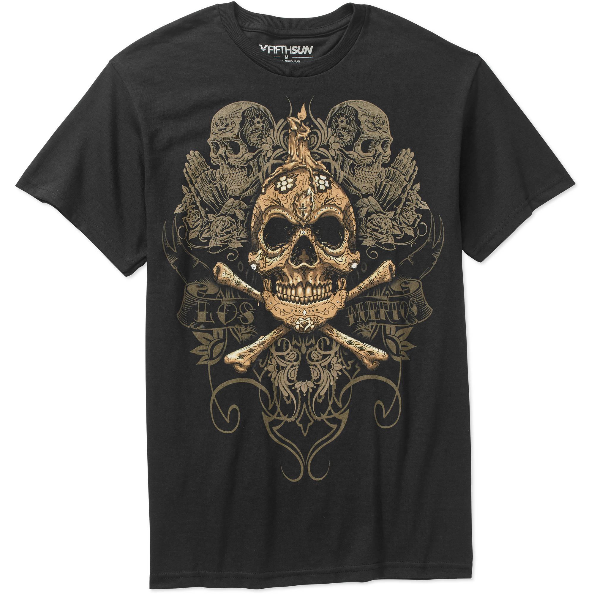 Los Muertos Men's Graphic Tee