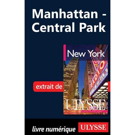 Manhattan - Central Park - eBook ()