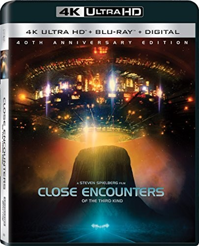 Close Encounters of the Third Kind (40th Anniversary Edition) (4K Ultra HD + Blu-ray + Digital HD)