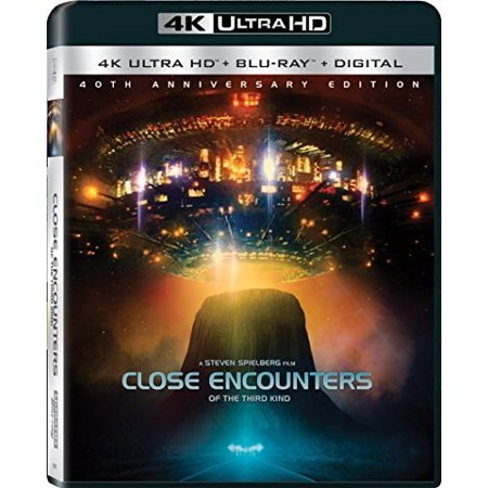 Close Encounters of the Third Kind (40th Anniversary Edition) (4K Ultra HD + Blu-ray + Digital