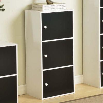 InRoom Designs 3 Door Cabinet