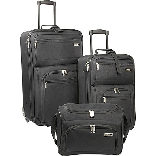 CIAO! 3 Piece Exp. Luggage Value Set