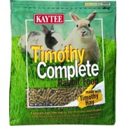 Kaytee Products Inc - Timothy Complete Rabbit Food 5 Pound - 100032612