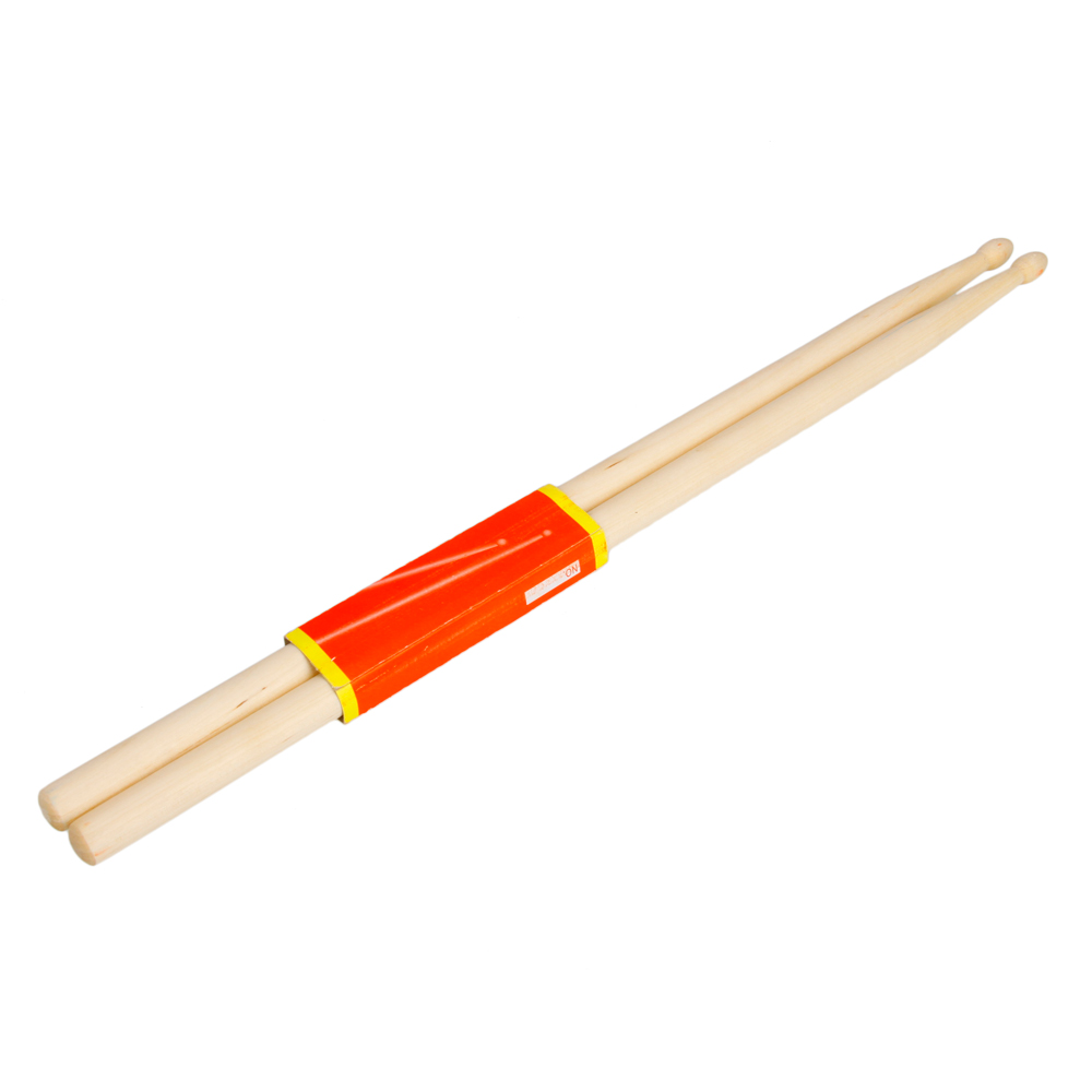 Ktaxon A Pair New 5A Music Band Drum Sticks Maple Wood Drumsticks by