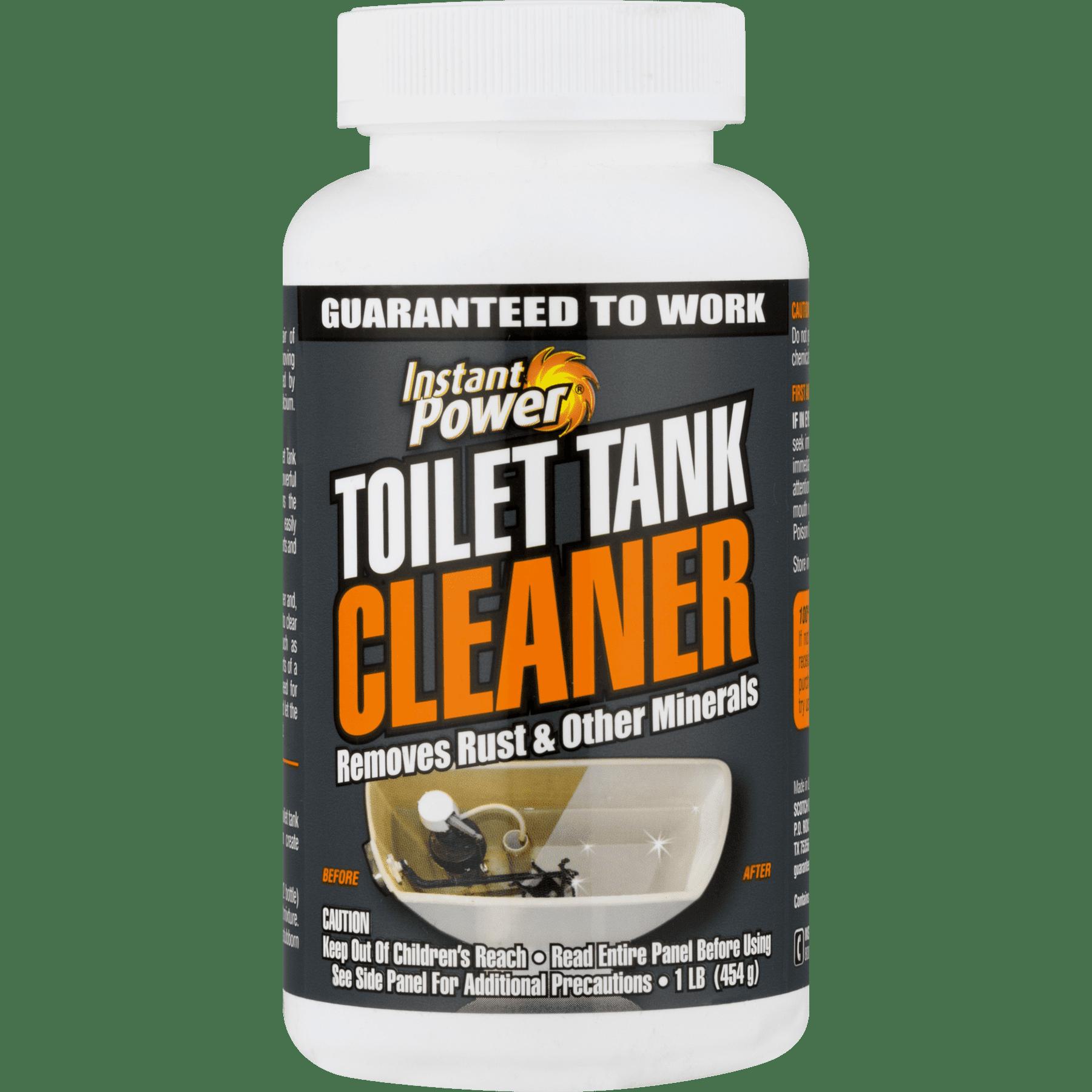 Instant Power Toilet Tank Cleaner, 16 fl oz