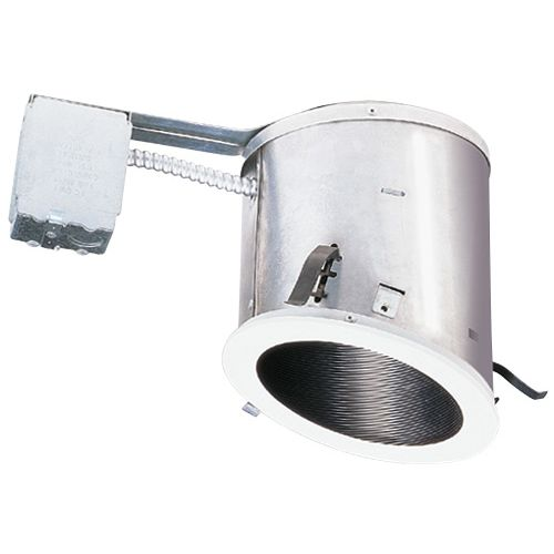 """Elco EL6126RICEA 6"""" 26W Single Light IC Airtight Vertical CFL Sloped Remodel Dow"""
