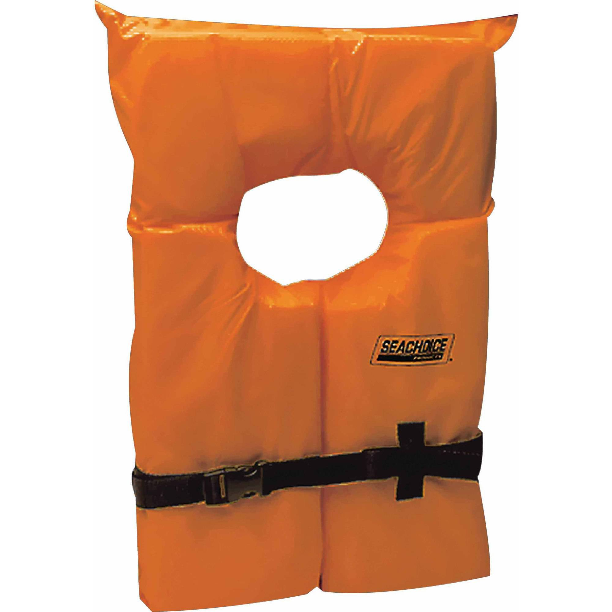 Seachoice Universal Type II USCGA Life Vest, Orange by Seachoice Products