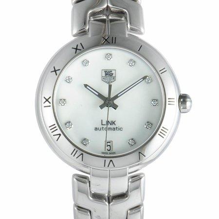 Pre-Owned Tag Heuer Link WAT2315. Steel Women Watch (Certified Authentic & Warranty)