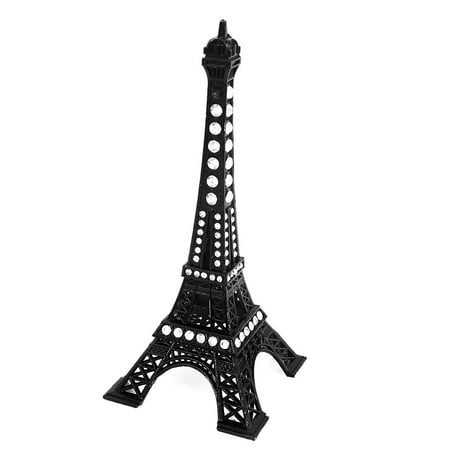 13cm Height Home Office Decoration Eiffel Tower Shape Metallic Model - Eiffel Tower Decorations