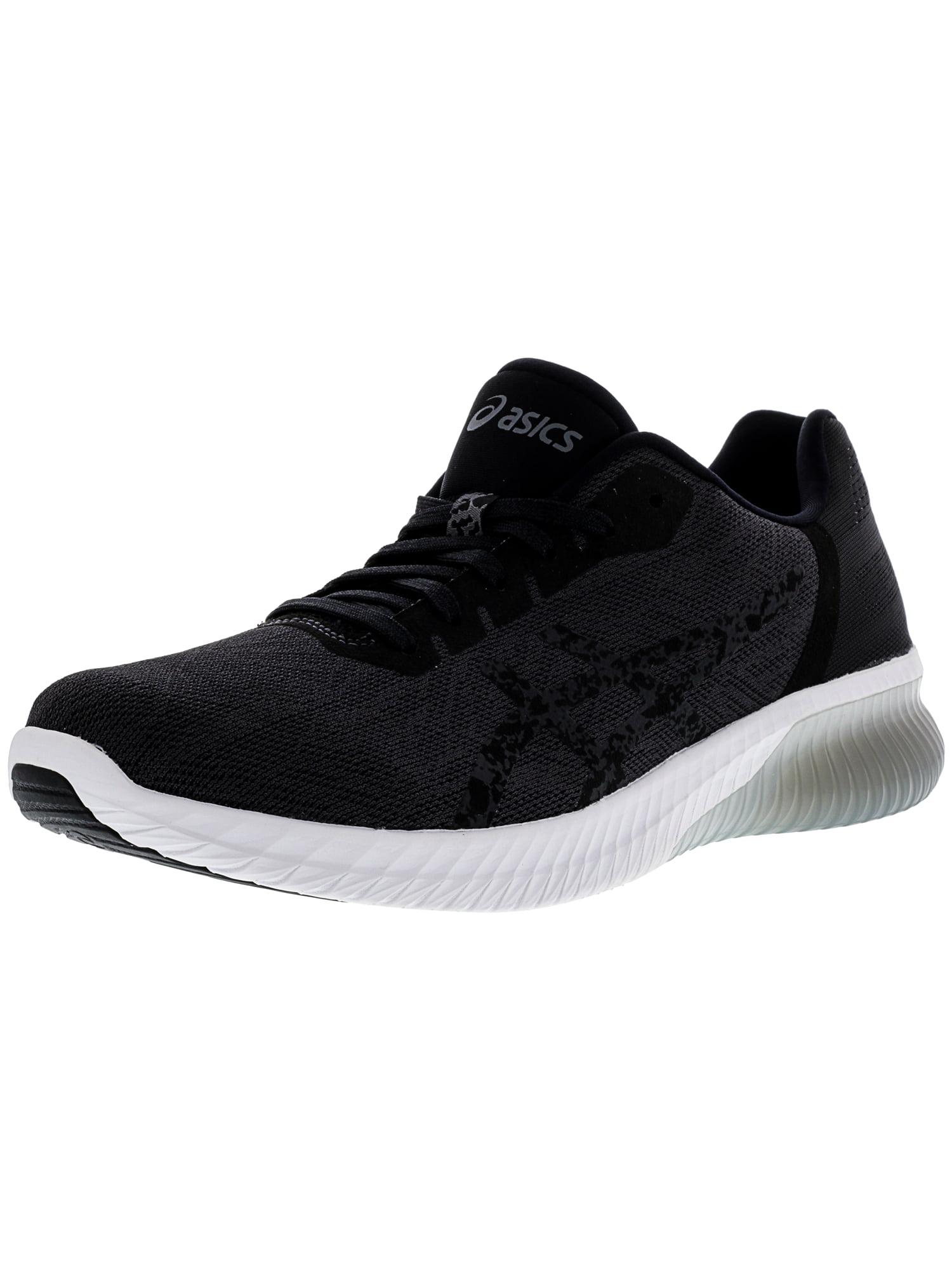 Asics Women's Gel-Kenun Phantom / Black White Ankle-High Running Shoe - 9.5M