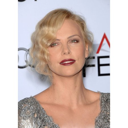Charlize Theron At Arrivals For Afi Fest 2009 Gala Screening Of The Road & A Tribute To Viggo Mortensen Print