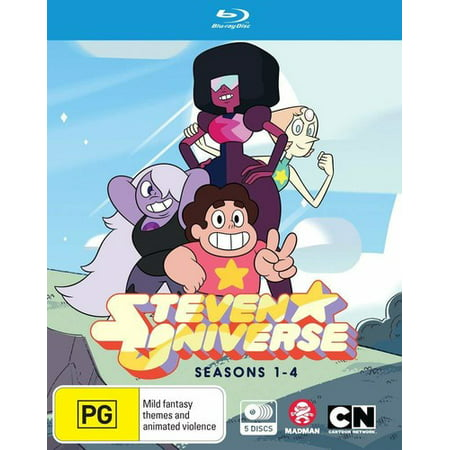 Steven Universe: Seasons 1-4 (Blu-ray)